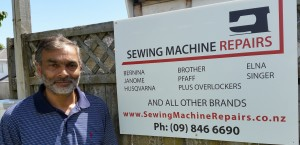 Janome sewing machine repairs auckland